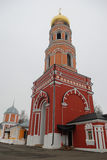 Russian monastery Davydova pustyn Royalty Free Stock Photo