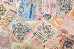 Russian money. Royalty Free Stock Image
