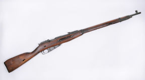 Russian Mosin Nagant 1891 rifle Royalty Free Stock Photo