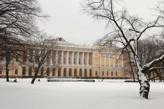 Russian Museum Royalty Free Stock Images