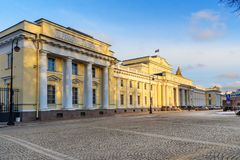 Russian Museum of Ethnography building. Saint Petersburg, Russia. Russian Museum of Ethnography building in Saint Petersburg, Russia stock photos