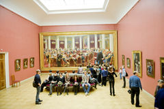 Russian Museum In St.Petersburg Royalty Free Stock Image