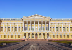 Russian Museum (Mikhailovsky Palace) in St. Petersburg, Russia Stock Photography