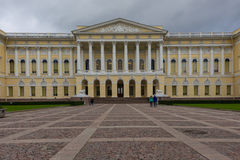 Russian Museum in Saint Petersburg Royalty Free Stock Images