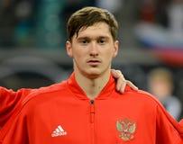 Russian national football team midfielder Alexey Miranchuk