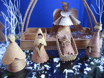 Russian Nativity stock images