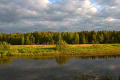 Russian nature Stock Photography