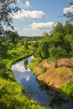 Russian nature. As found in Leningrad region Stock Photo