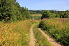 Russian nature ,Karelia Royalty Free Stock Photos