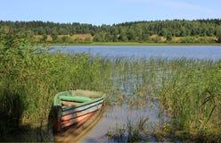 Russian nature ,Karelia Royalty Free Stock Photo