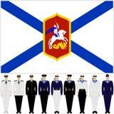 Russian Navy Royalty Free Stock Photo