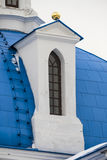 Russian Neo-Gothic church Stock Images