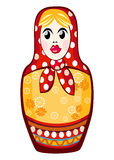 Russian Nested Doll Stock Photos