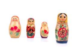 Russian Nesting Doll Royalty Free Stock Photo