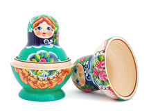 Russian Nesting Dolls Stock Photos