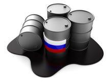 Russian oil stock illustration