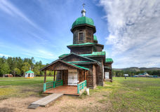 Russian Old Believer Church. A Russian Old Believer Church in Ulan-Ude Royalty Free Stock Photography