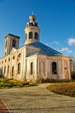 Russian old church Royalty Free Stock Photos