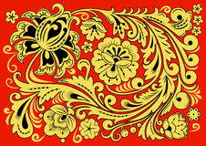 Russian ornament Royalty Free Stock Photos