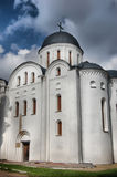 Russian orthodox cathedral Stock Image