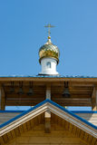 Russian orthodox chapel Stock Photo