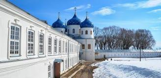 Russian Orthodox Church Stock Photo