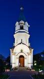 Russian Orthodox Church. In Hakodate, Hokkaido, Japan stock image