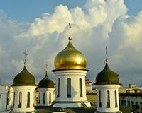 Russian Orthodox Church in Havana Cuba. Royalty Free Stock Photos