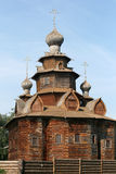 Russian Orthodox Church In Suzdal Stock Photography