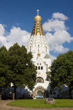 Russian orthodox church in Leipzig Stock Image