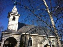 Russian Orthodox Church. In Maine: a beautiful historic Russian Orthodox Church Stock Images