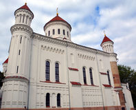 Russian Orthodox Church Of Holy Mother Of God, Stock Photo