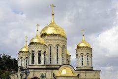 Russian orthodox convent, Jerusalem Stock Photography