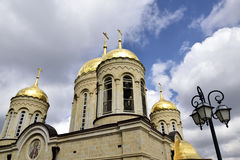 Russian orthodox convent, Jerusalem Stock Photo