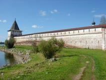 Russian Orthodox monastery Royalty Free Stock Photos