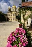 Russian orthodox monastery, Jerusalem Royalty Free Stock Images