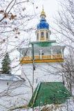 Russian Orthodox monastery Stock Photos