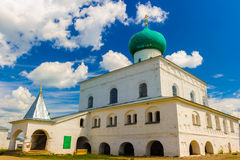 Russian Orthodox monastery Royalty Free Stock Images