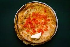 Russian Pancakes.