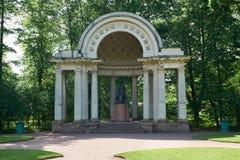 Russian Pavilion in Pavlovsk Stock Photography