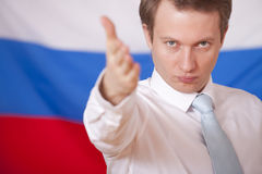 Russian politics Royalty Free Stock Photography