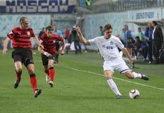 Russian Premier League 2010 Stock Images