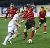 Russian Premier League 2010 Stock Photos