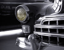 Russian retro-styled automobile Royalty Free Stock Photo