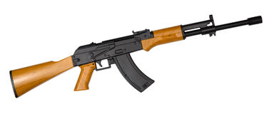 Russian rifle Stock Photo