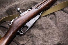 Russian Rifle Stock Photos