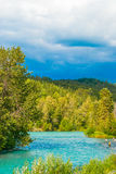 Russian River Royalty Free Stock Photo