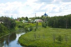Russian River landscape Stock Photos
