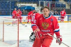 Russian rocket Pavel Bure (10) Royalty Free Stock Image