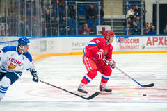 Russian rocket Pavel Bure (10) Royalty Free Stock Image